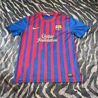 Barcelona home football shirt 2011 2012 Nike Medium Man