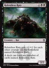 1x Relentless Rats NM-Mint, English Masters 25 MTG Magic