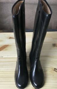 Vintage Sears Women's 100% Waterproof Women's Boots - Size 6M - Black/Lined