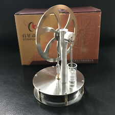 New Low Temperature Stirling Engine Model Toy Science Physics Education Motor