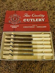 Vintage Knife Set Smith Seymour