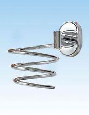 Porta Phon Asciugacapelli Moderno Fissaggio a Parete Bagno Oval dfh