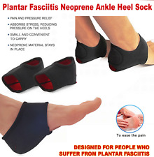 Plantar Fasciitis Therapy Wrap Socks Brace Arch Support Heel Foot Pain Relief