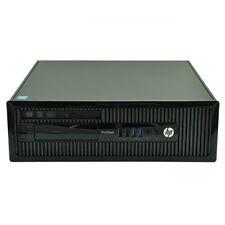 HP ProDesk 400 G1 Desktop Intel G3220 3.0GHz 8GB 120GB SSD Windows 10 Pro