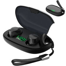 Bluetooth 5.0 Headset TWS Wireless Earphones Mini Earbuds Stereo Headphones Mic