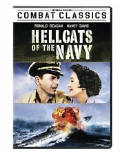 The Hellcats of the Navy NEW DVD (Ronald Reagan, Nancy Reagan (Davis) Hell Cats)