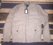 Ted Baker Linen Bomber Jacket Size 3 Half Price £99.50
