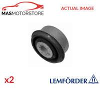 2x 25994 01 LEMFÖRDER LOWER CONTROL ARM WISHBONE BUSH PAIR P NEW OE REPLACEMENT