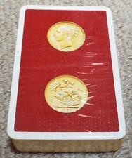 Four Elements - Sealed Pack of 1971 Siriol Clarry Non Standard Playing Cards