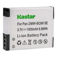 Kastar Replacement Battery for Panasonic DMW-BCM13E & Panasonic Lumix DMC-ZS50