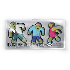 FRED UndeadFred 3 Piece Gingerbread Cookie Cutters New