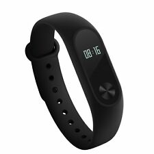 Xiaomi Mi Band 2 Heart Rate Monitor Smart Wristband With OLED Display [BLACK]