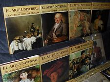 El Arte Universal a través de los Grandes Museos del mundo.12 tomos./OCEANO