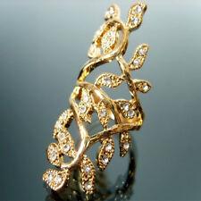 Women Ring Brief Designed Rings Nice Branch Shaped Big Toe Ring Elegant Ring