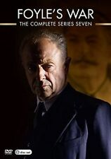 Foyle's War Complete 7th Series Dvd Michael Kitchen New & Factory Sealed