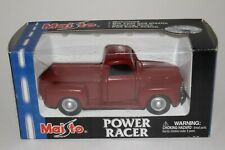 Maisto Power Racer Diecast Metal Pickup Truck 1/33 Scale, Boxed