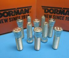 Set (10) Wheel Lug Studs Replace OEM # 610254 Made in USA Galvanized