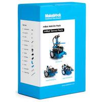 Makeblock 98052 mBot Servo Add on Pack for mBot Robots