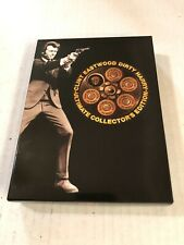 CLINT EASTWOOD DIRTY HARRY ULTIMATE COLLECTOR'S EDITION