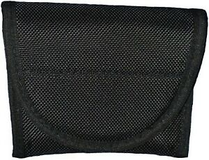 TAS Disposable Glove Pouch Black, Security Pouch, First Aid, Emergency Services