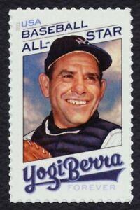 #5608 Yogi Berra, Mint **ANY 5=FREE SHIPPING**