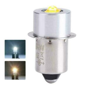 3W LED Flashlight Replacement Bulbs Light Lamp Torch 12V 18V 6V 24V Lantern X3X7