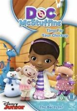 DOC MCSTUFFINS - TIME FOR YOUR CHECK-UP - NEW / SEALED DVD