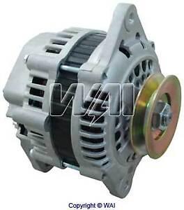 ALTERNATOR(13533)FITS 1990-1994 NISSAN D21 3.0L-V6/70 AMP/1-GROOVE PULLEY