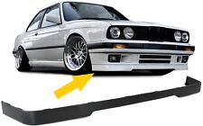 Spoiler avant Lèvre Unterbauspoiler pour Pare-Chocs pour BMW Série 3 E30 82-94