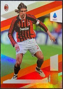 19-20 Chronicles Serie A - Paolo Maldini Orange Foil - Error Card - Missing Name