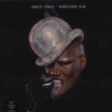 "RARE GRACE JONES HURRICANE DUB 2x12"" LP VINYL SLY & ROBBIE"