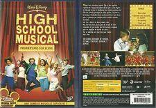 DVD - WALT DISNEY : HIGH SCHOOL MUSICAL / COMME NEUF - LIKE NEW