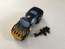 Transformers RID 2001 HOT SHOT complete spy changer