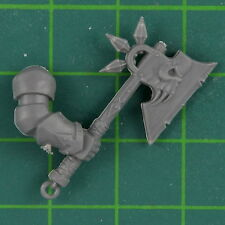 Slaves to Darkness Chaos Knights Axe Warhammer Fantasy Bitz 8530