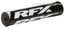 "RFX Bar Pad Manillar Pad Negro/Wh 10"" 250mm CR CRF YZ YZF KX KXF RM H. SX SXF"