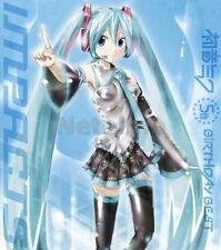 MHCL 2106-7 Hatsune Miku 5th Birthday Best Impacts CD + DVD Soundtrack VOCALOID