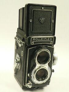 Rolleiflex T Nr. 2184170 mit Tessar 3,5/75 mm