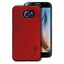 Red Mobile Phone Fitted Case for Samsung
