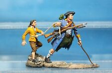 John Silver English pirates ELITE HAND PAINTED Tin toy soldiers Metal 54mm