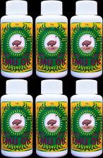 100% pure australian emu oil ** sixpack **