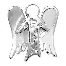 Joyas Colgante Plata esterlina ángel guardián