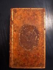 LA CAILLE (ABBE DE) JOURNAL HISTORIQUE DU VOYAGE FAIT AU CAP DE BONNE-ESPERANCE