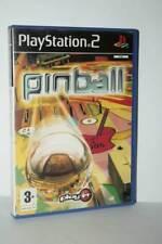 PLAY IT PINBALL GIOCO USATO BUONO STATO PS2 VERSIONE INGLESE RS2 55511