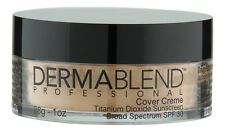 Dermablend Cover Creme SPF 30 Almond Beige Chroma 1 1/4. Sealed Fresh