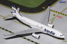 GEMINI JETS IRAN AIR A330-200 NEW LIVERY 1:400 DIE-CAST MODEL EP-IJA GJIRA1652