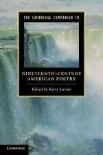 The Cambridge Companion to Nineteenth-Century American Poetry (Cambridge Compani