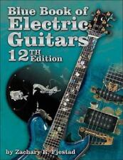 Blue Book of Electric Guitars (Book & CD-ROM) by Fjestad, Zachary R.