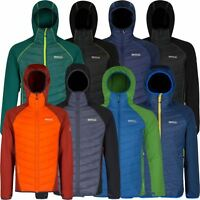 69% OFF Regatta Anderson II Hybrid Water Repellent Quilted Insulated Mens Jacket
