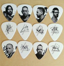 Linkin Park Chester Mike Bard Rob Han Phoenix Music Collection Guitar Pick New
