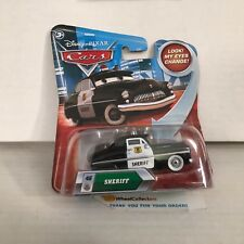 Sheriff 46 Eyes Change * Disney Cars Pixar * ND19